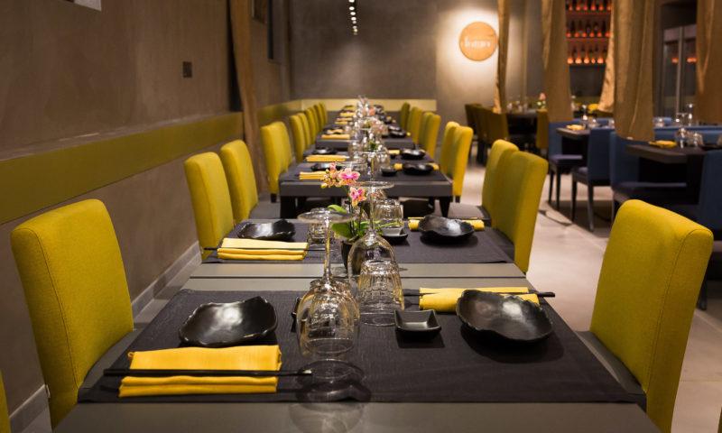 Appassionati di sushi a Roma? Il vostro tempio si chiama Domò
