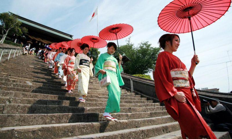 La gentilezza dei giapponesi: ecco 5 cose da sapere