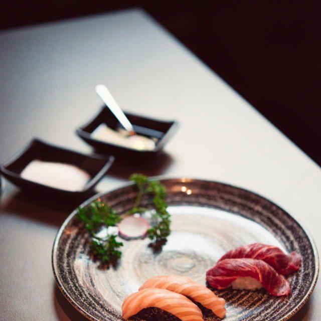 domo sushi roma